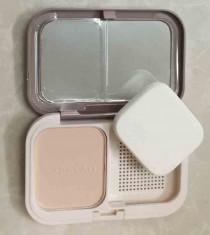 正品卡姿兰恒丽透明粉饼9g 01#瓷白色(新包装)