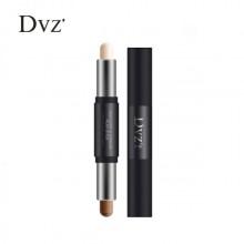 DVZ朵色立体修容棒 双头高光笔防水持久不脱妆