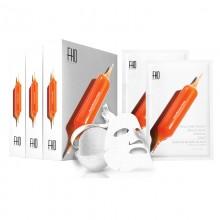 正品韩国FHD血橙面膜30片 急救补水保湿滋养修护舒缓紧致肌肤收缩毛孔